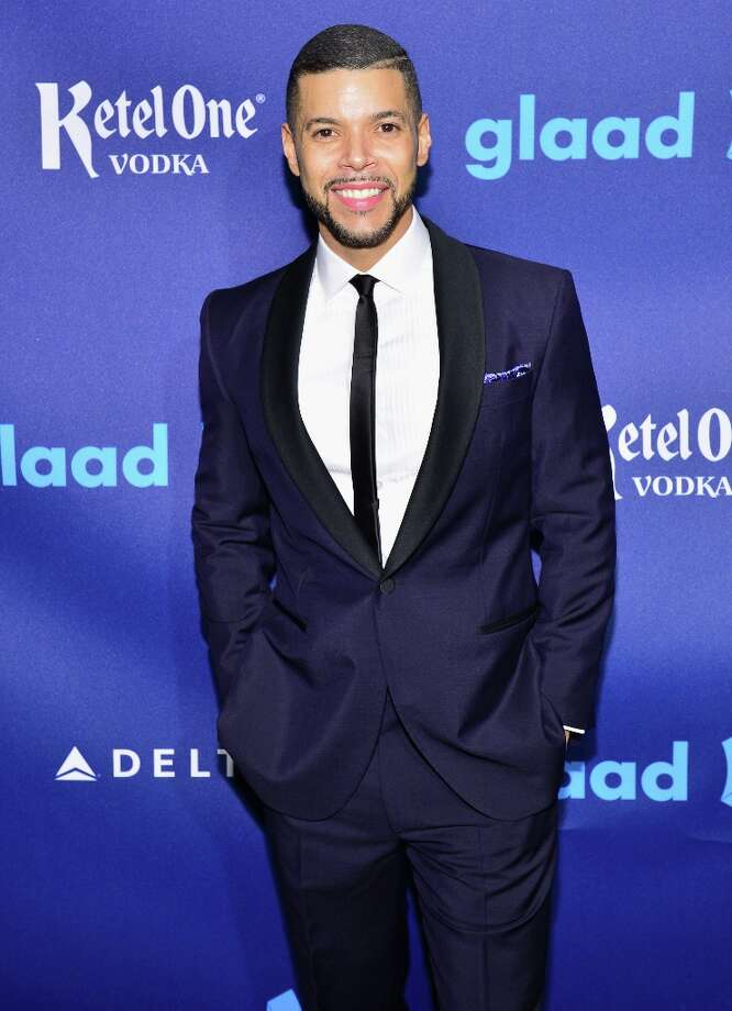 Wilson Cruz attends the 24th Annual GLAAD Media Awards on March 16, 2013 in New York City. Photo: Larry Busacca, Getty Images For GLAAD / 2013 Getty Images