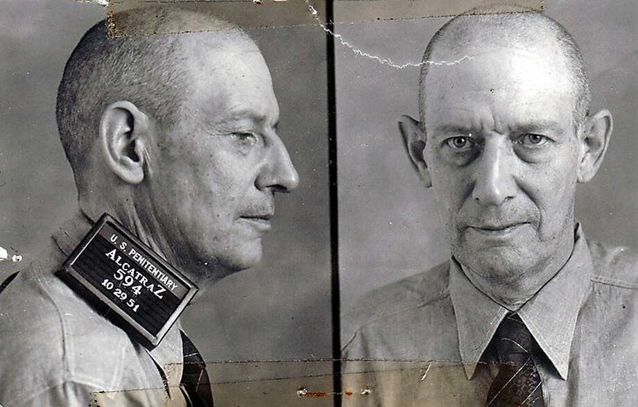 "Alcatraz inmate Robert Stroud (the ""Birdman of Alcatraz"") was a convicted murderer and one of the most famous prisoners at Alcatraz. He reared and sold birds as a prisoner in Kansas and became an ornithologist. He didn't have any birds on Alcatraz because pets were not allowed. Photo: National Archives"