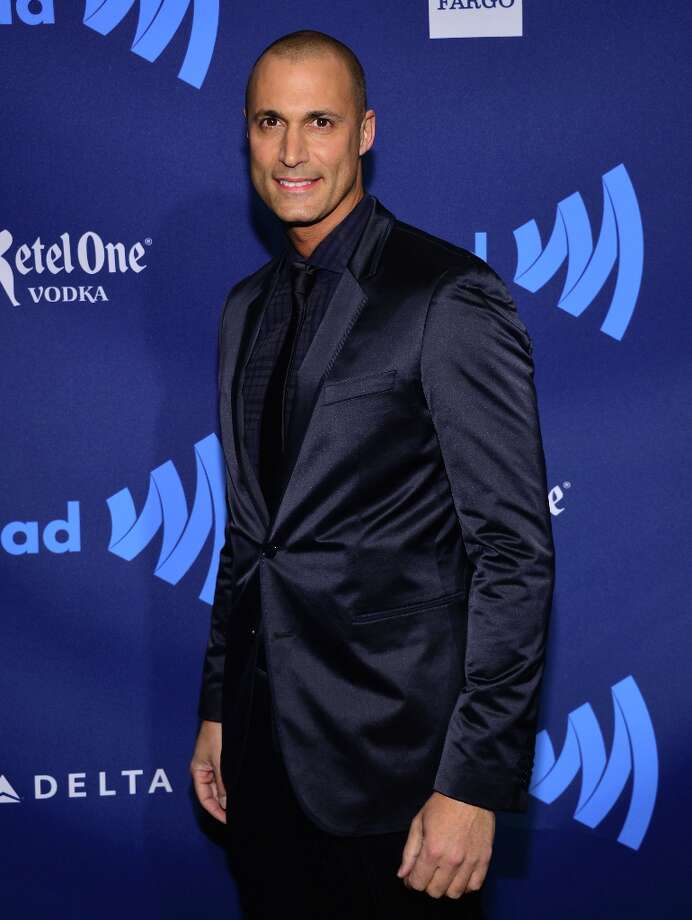 Nigel Barker attends the 24th Annual GLAAD Media Awards on March 16, 2013 in New York City. Photo: Larry Busacca, Getty Images For GLAAD / 2013 Getty Images