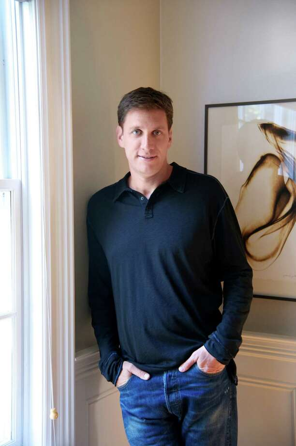 "Mike Greenberg, of ESPN's ""Mike and Mike in the Morning,"" is making his fiction debut with the novel ""All You Could Ask For"" which William Morrow will publish April 2. Photo: Contributed Photo"