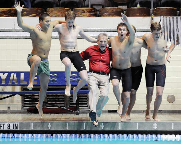 Wreckers Swim To 10th Place At Open Westport News