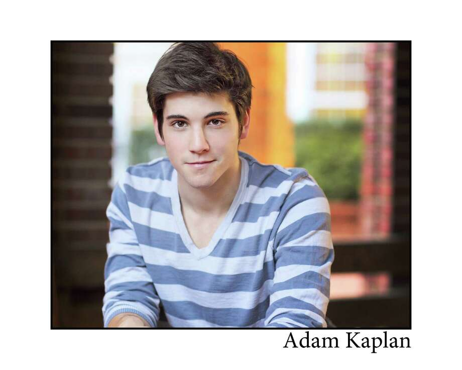 "Westport's Adam Kaplan has just joined the company of the Broadway musical ""Newsies"" where he is playing two roles and is understudy to the star part. Photo: Contributed Photo"