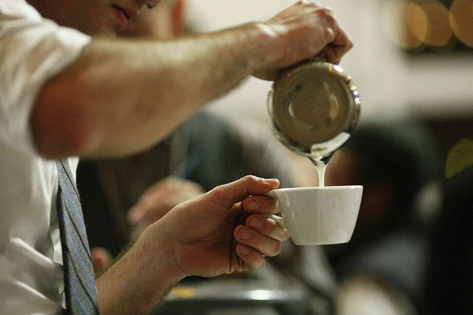 A regular cup of coffee may reduce your risk for stroke, a new study found. Photo: San Francisco Chronicle