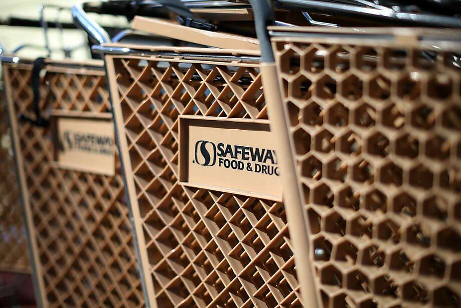 """Safeway took action after an unidentified investor accumulated a """"significant amount"""" of stock. Photo: Justin Sullivan, Getty Images"""