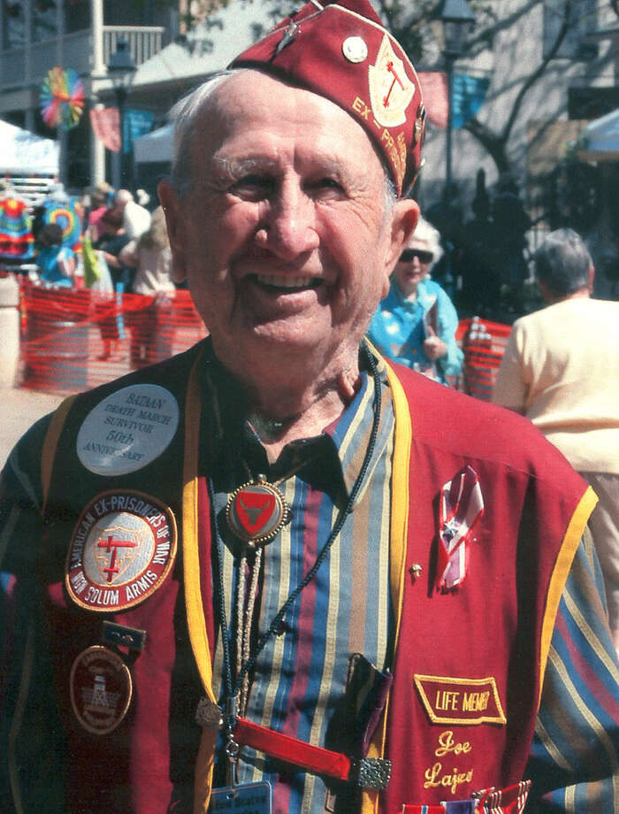 Joseph D. Lajzer was awarded a Purple Heart in 1998.