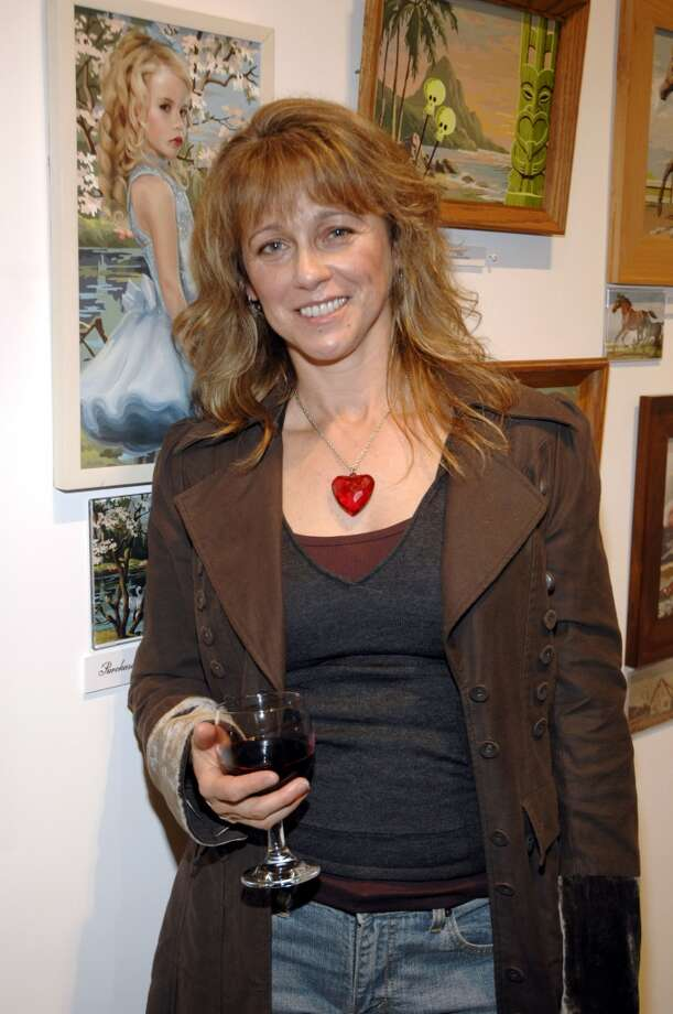 Greene attends the Charity By Numbers in 2007.