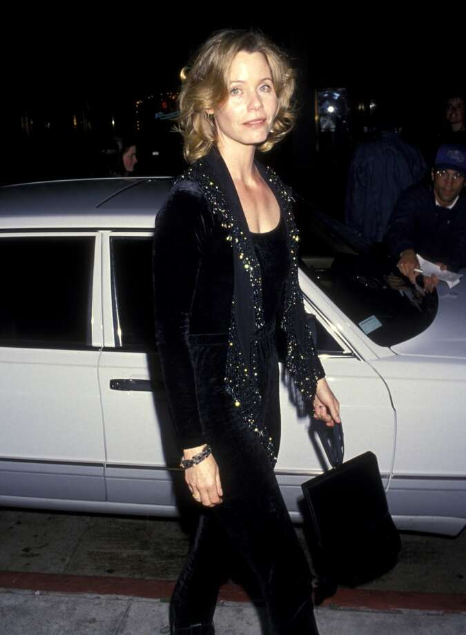 Here's Dey during the Final Wrap Party for L.A. Law in 1994.
