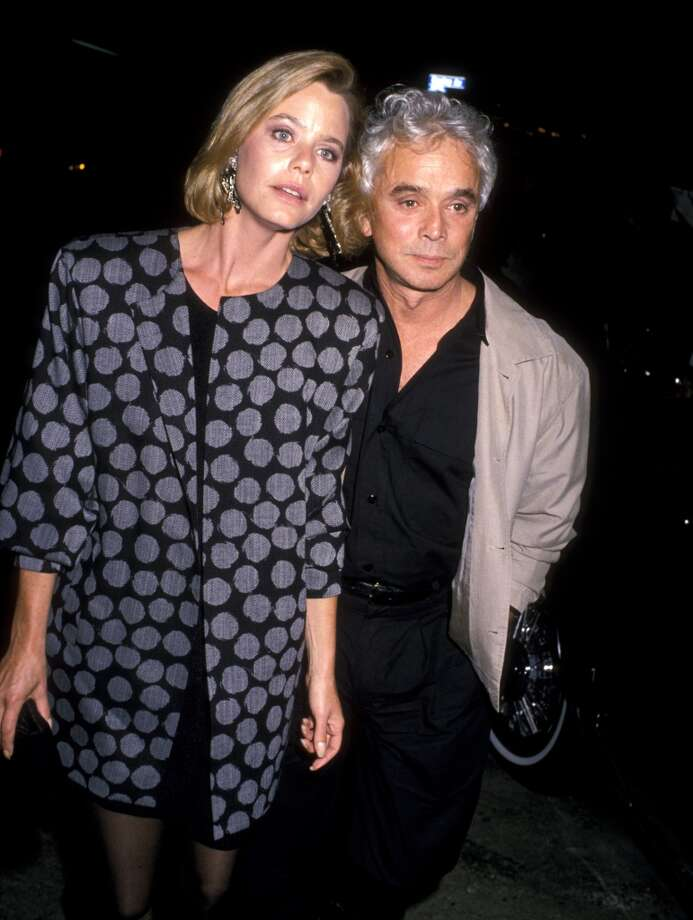 Susan Dey and husband Bernard Sofronski at the Imagine: John Lennon premiere in 1998.