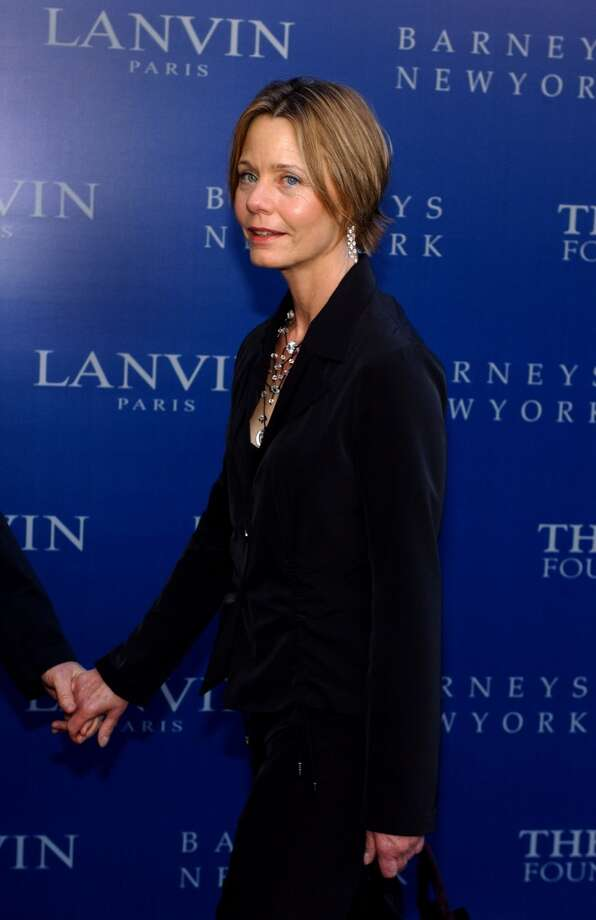 Dey attends the Fall 2004 Lanvin Fashion Show benefiting the Rape Foundation in 2004.