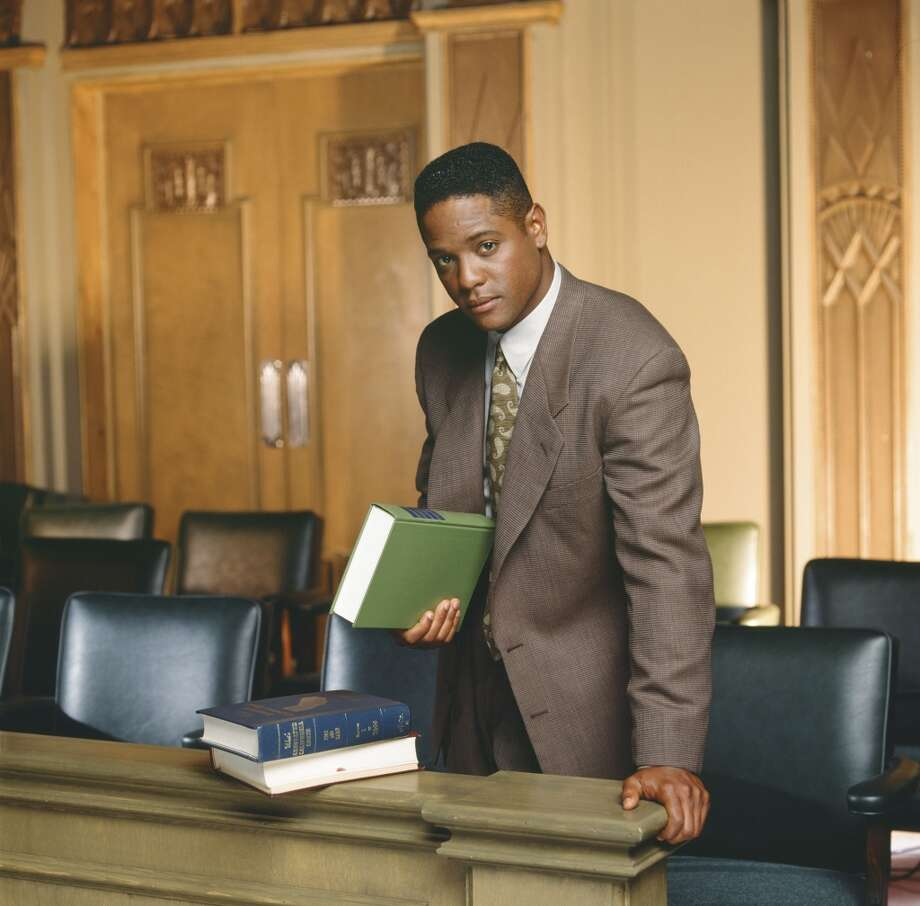 Blair Underwood played headstrong attorney Jonathan Rollins. In real life, he's become a strong voice for the underprivileged and honored with at least one humanitarian award.
