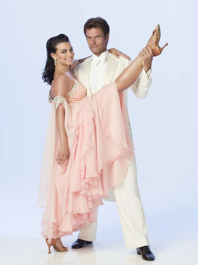 Hamlin partnered with professional dancer Ashly Delgrosso in 2006 on Dancing with the Stars.