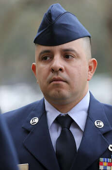 March 16, 2013: Air Force Staff Sgt. Eddy Soto got four years in prison and a dishonorable discharge after being found guilty of raping an airman he'd led in basic training. Soto, 30, is only the second trainer at Joint Base San Antonio-Lackland to be convicted of rape since trials began last spring in the growing instructor misconduct scandal. Staff Sgt. Luis Walker was given 20 years in July. Read more: Lackland trainer handed 4 years in rape