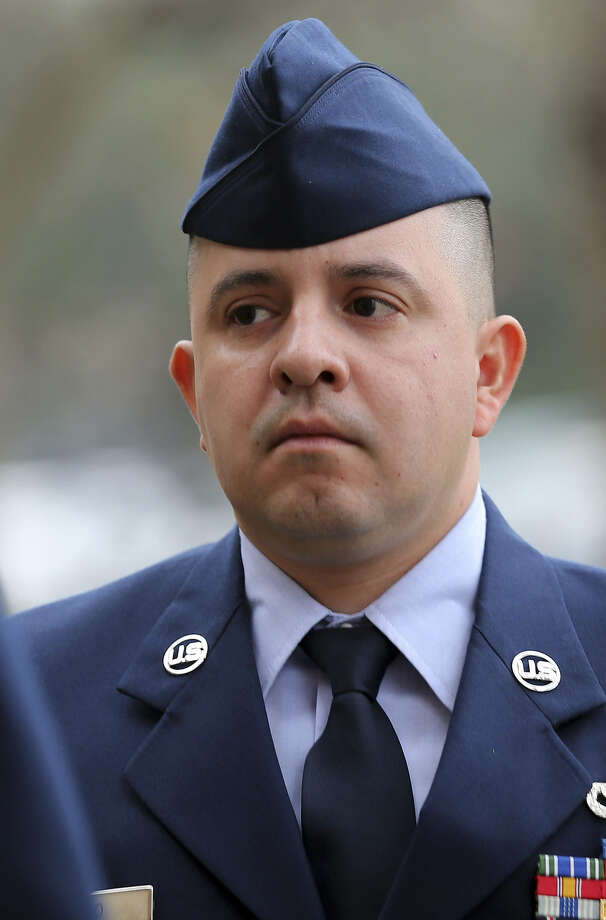 March 16, 2013:Air Force Staff Sgt. Eddy Soto got four years in prison and a dishonorable discharge after being found guilty of raping an airman he'd led in basic training. Soto, 30, is only the second trainer at Joint Base San Antonio-Lackland to be convicted of rape since trials began last spring in the growing instructor misconduct scandal. Staff Sgt. Luis Walker was given 20 years in July. Read more: Lackland trainer handed 4 years in rape