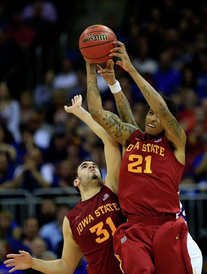 4. Iowa State (22-11) — The tournament-tough Cyclones learned a lot in the NCAA last year. Now, if they could just count on their 3-pointers dropping ... Photo: Jamie Squire, Getty Images / 2013 Getty Images