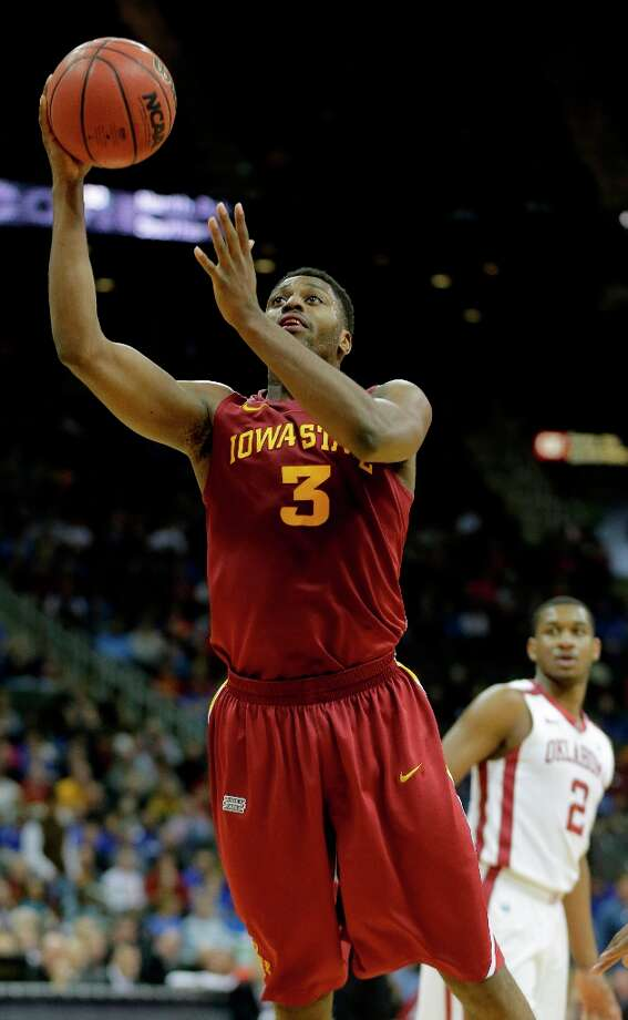 Who's hot: Iowa State F Melvin Ejim — The bullish Cyclones power forward was a load in Kansas City, averaging 20 points and 9.5 rebounds in the Big 12 tournament. Photo: Charlie Riedel, Associated Press / AP