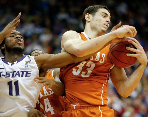 Not: Texas F Ioannis Papapetrou — He's struggled getting his shot in recent games, averaging 4.0 points, 28.6 percent from the field, 14.3 percent from 3-point territory and 37.5 percent from the foul line in his last four games. Photo: Orlin Wagner, Associated Press / AP