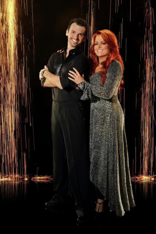 Five-time Grammy winner and New York Times bestselling author Wynonna Judd partners with Tony Dovolani. ELIMINATED APRIL 2.