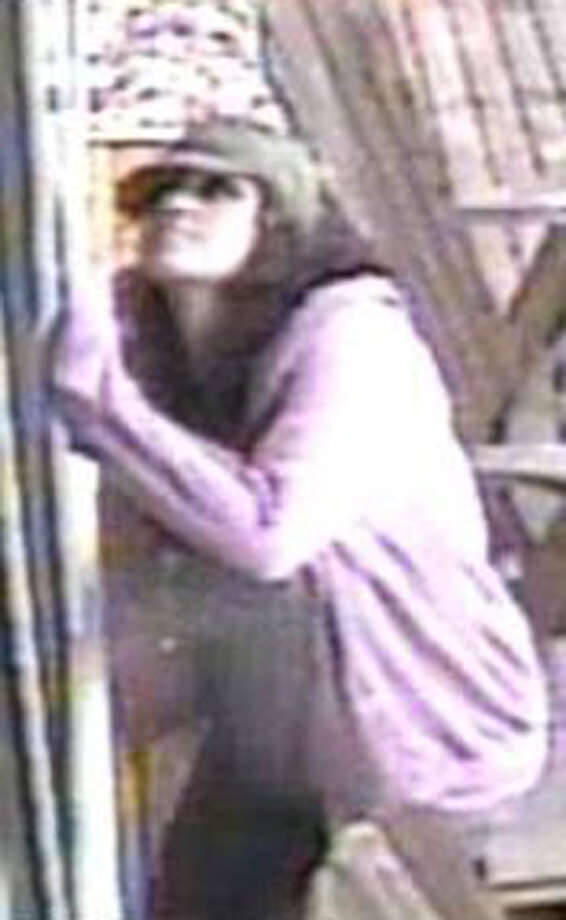 This pregnant woman is suspected in a March 13 burglary in the 43800 block of Southeast 168th Street in North Bend, deputies said. Photo: West, Cindi L