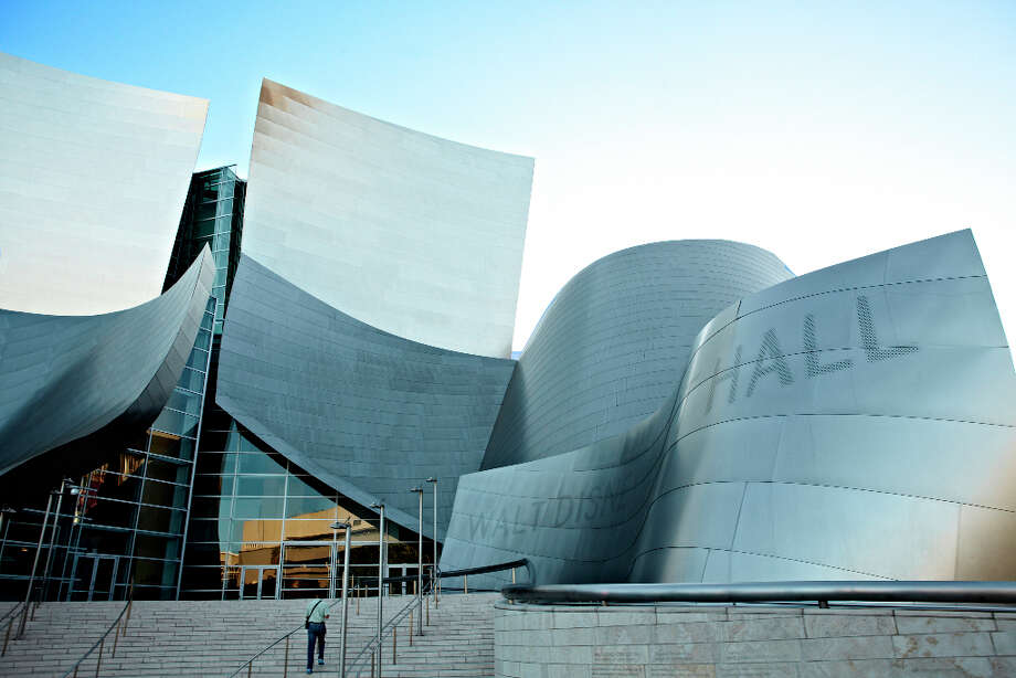 Walt Disney Concert Hall, Los Angeles. Photo: Adrianna Williams, Getty Images / (c) Adrianna Williams