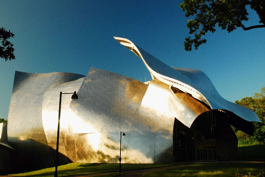 Richard B. Fisher Performing Arts Center, Bard College, Annandale-on-Hudson, N.Y. Photo: James Kirkikis, Getty Images/age Fotostock RM / age fotostock RM
