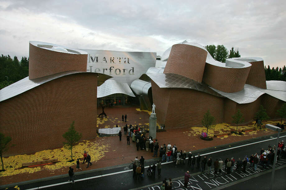 MARTa museum, Herford, Germany. Photo: Ralph Orlowski, Getty Images / 2005 Getty Images