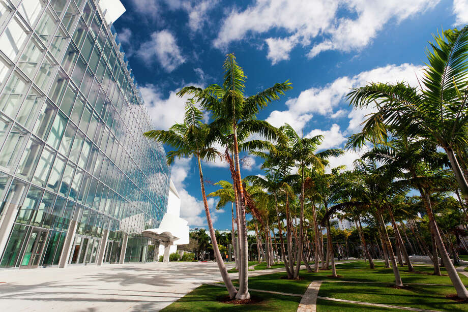 New World Center, Miami Beach, Fla. Photo: Walter Bibikow, Getty Images/Lonely Planet Images / Lonely Planet Images