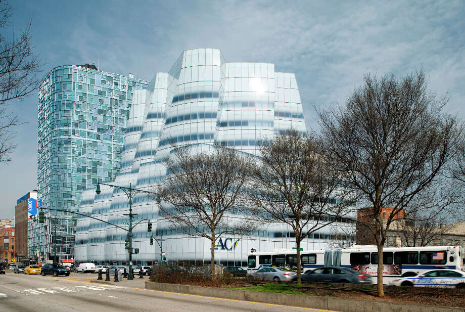 IAC Building, New York. Photo: View Pictures, UIG Via Getty Images / Universal Images Group Editorial