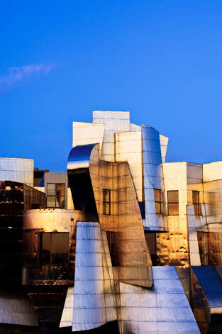 The Frederick R  Weisman Art Museum at the University of Minnesota. Photo: Joe Mamer, Getty Images/age Fotostock RM / age fotostock RM