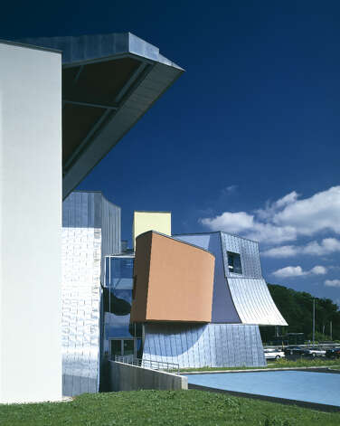 Vitra Head Office, Basel, Switzerland. Photo: UniversalImagesGroup, UIG Via Getty Images / Universal Images Group Editorial