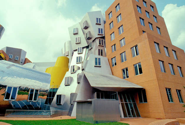 Stata Center, Massachusetts Institute Of Technology, Cambridge, Mass. Photo: Education Images, UIG Via Getty Images / Universal Images Group Editorial