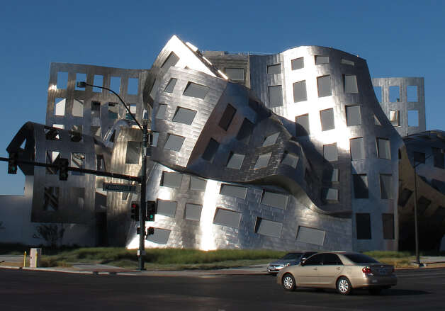 Lou Ruvo Center for Brain Health, North Las Vegas, Nev. Photo: MARK RALSTON, AFP/Getty Images / 2010 AFP