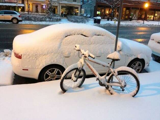 Spring is tomorrow, REALLY!!! This is Saratoga Springs. (Skip Dickstein / Times Union)