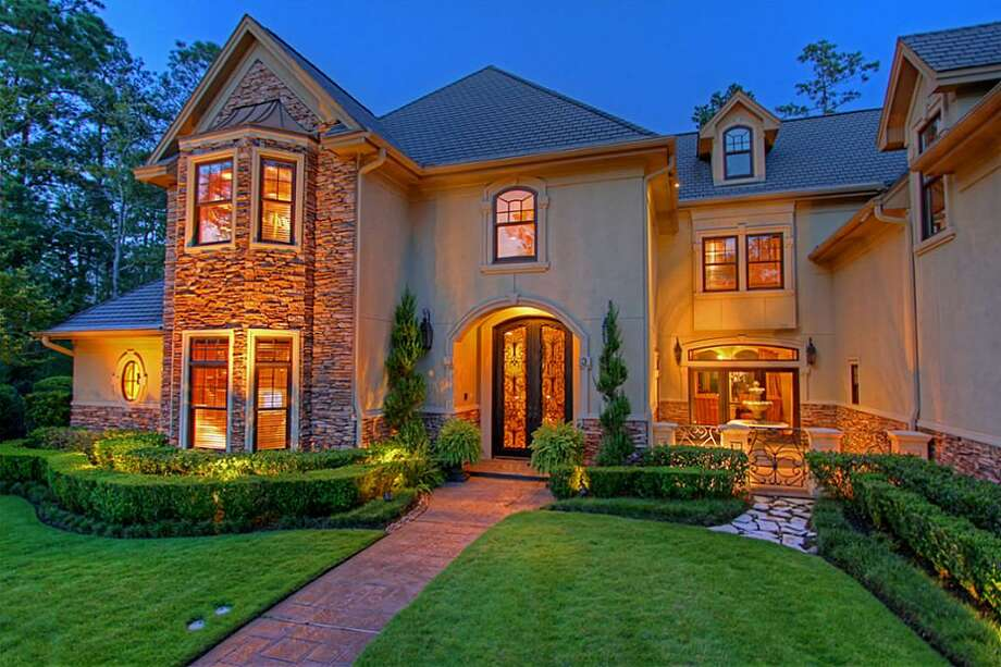 The house is at 3 Winslow Way in Carlton Woods. Photo: Keller Williams Realty The Woodlands