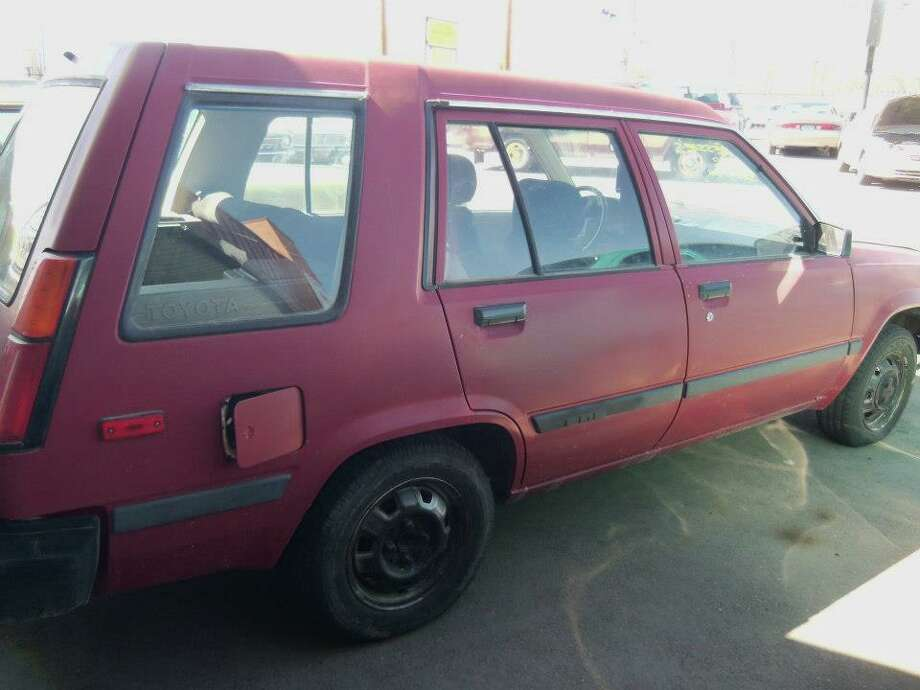 Mike Faris Auto Wholesale posted three photos on its Facebook page of a 1984 Tercel 4WD that the New Mexico dealership claims was used during the TV show Breaking Bad. There is no listed price for the car.Sources: Buzzfeed and TMZ Photo: Mike Faris Auto Wholesale