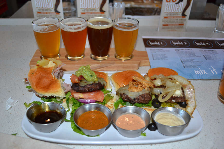 Southern Star is currently being featured in a burger-beer paring at The Counter. For $14 each Thursday, through the end of May, the restaurant will serve up four mini-burgers with four Southern Star beers. Previously featured local breweries were No Label and Karbach.