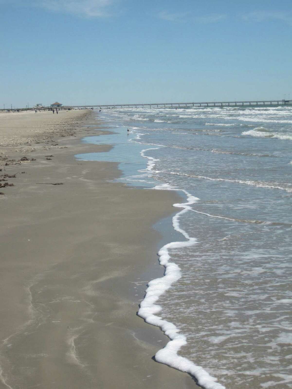 An estimated 5 million people visit the Port Aransas beach on an annual basis.