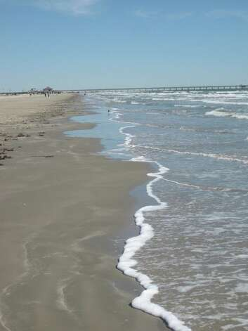 An estimated 5 million people visit the Port Aransas beach on an annual basis.