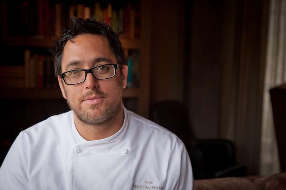 Best Chef: West: Christopher Kostow, The Restaurant at Meadowood