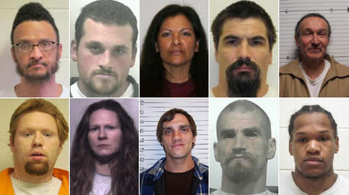 Click through for a look at Washington's most wanted violent felons and convicted sex offenders.