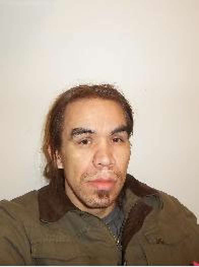 Matthew Gordon James, 34, was previously convicted of robbery in Whatcom County. A warrant for his arrest was issued June 22, 2012. Anyone with information can contact the Department of Corrections at 866-359-1939 or by visiting doc.wa.gov. Photo: Department Of Corrections Photo