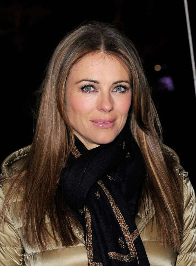 Elizabeth Hurley was not married when she had her son. A paternity test confirmed the father was Steve Bing. Photo: Jemal Countess, Getty Images / 2012 Getty Images