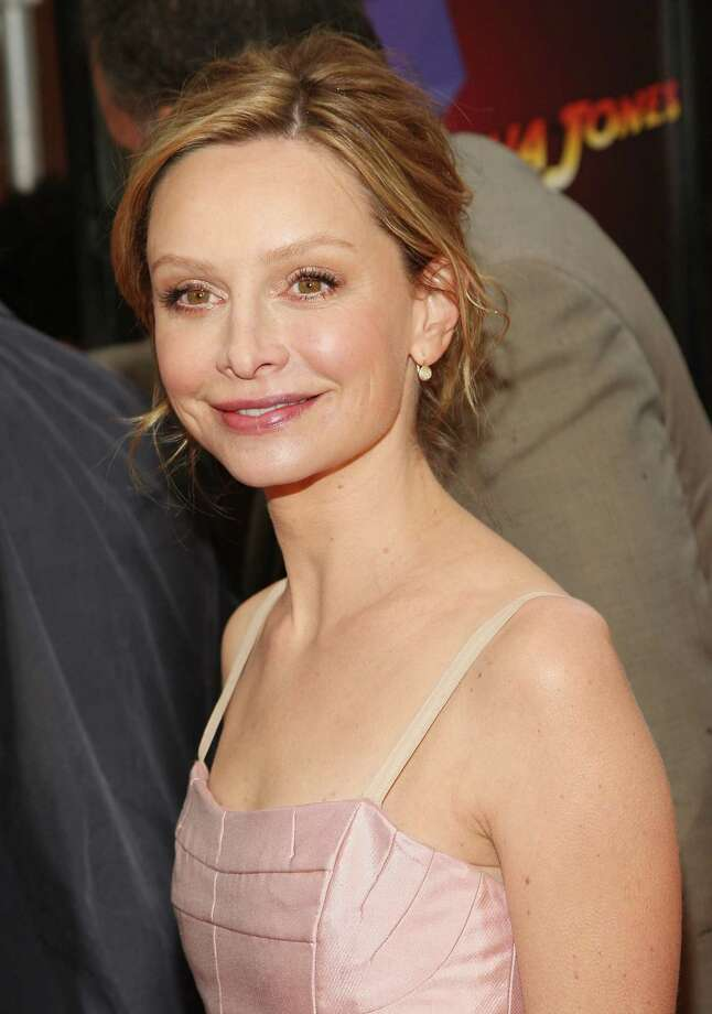 Calista Flockhart adopted a son as a single mom. She later married Harrison Ford. Photo: Stephen Lovekin, Getty Images / Getty Images North America