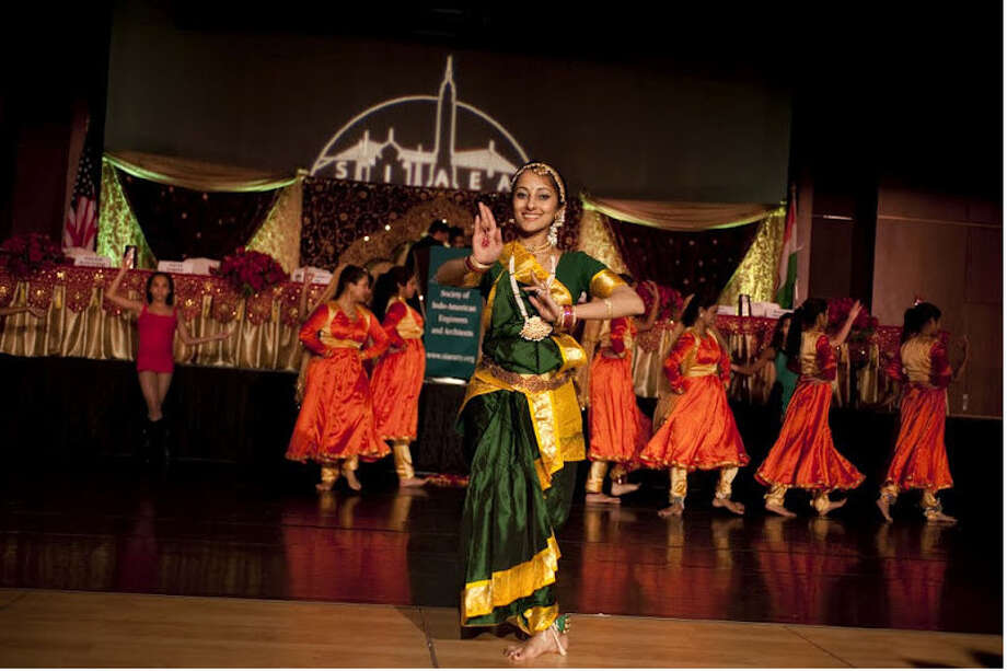 Jayshree Srikanth, who runs Dance X Studio in Stamford, Conn., will be among the participants celebrating the Hindu festival of Shivratri in Greenwich, Conn., Sunday, March 24. An evening event is planned at the Cole Auditorium at the Greenwich Library, which will include dance, music, meditation and a panel discusson. For more information, call 203-550-2026 or email greenwichmeditation@gmail.com. Photo: Contributed Photo / Stamford Advocate Contributed