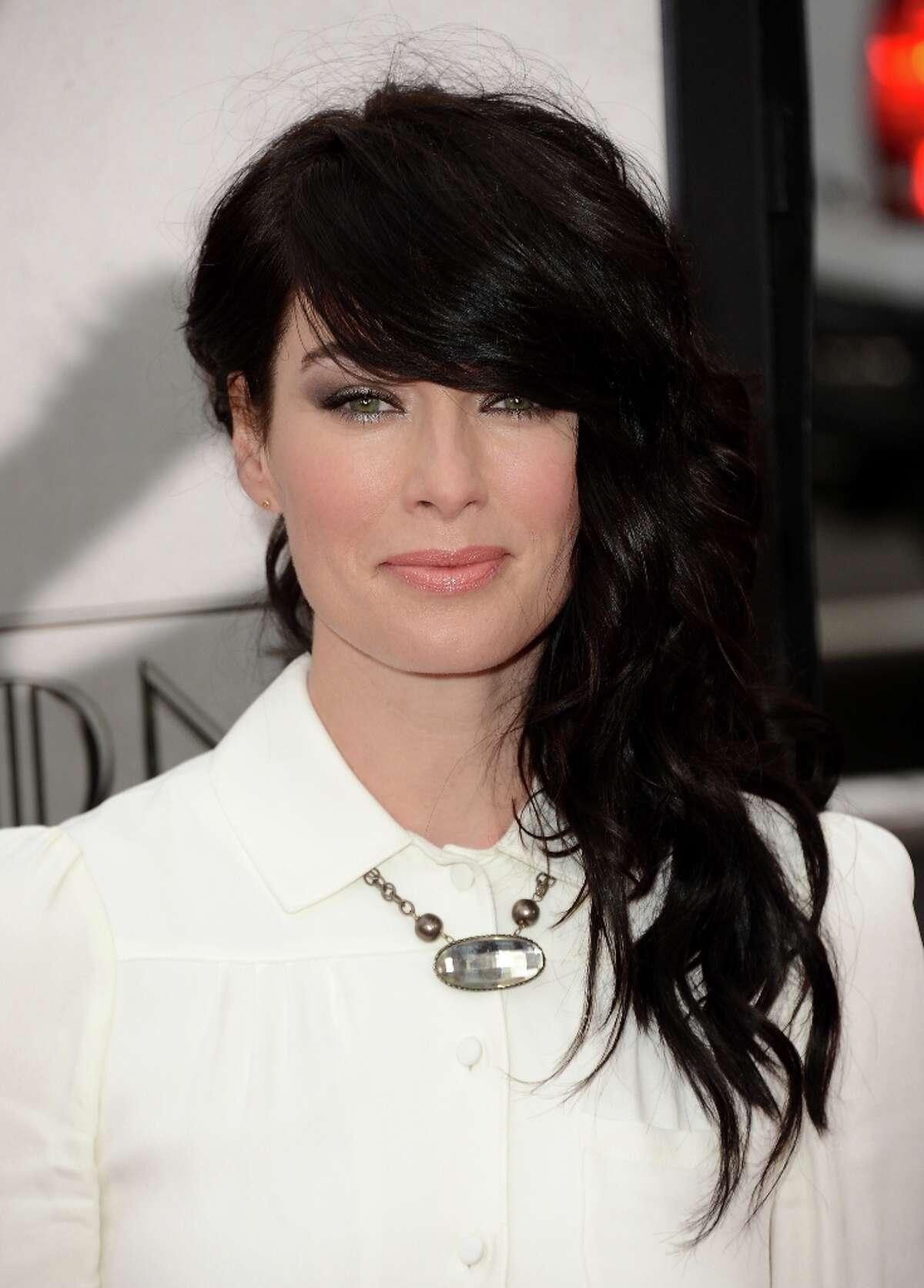 Lena Headey plays Cersei Lannister.