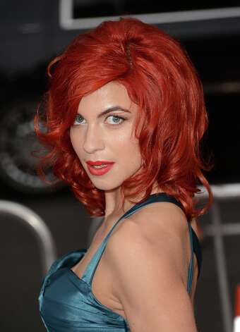 Actress Natalia Tena arrives at the premiere of HBO's 'Game Of Thrones' Season 3 at TCL Chinese Theatre on March 18, 2013 in Hollywood, California. Photo: Jason Merritt, Getty Images / 2013 Getty Images