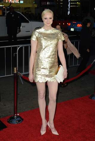 Actress Gwendoline Christie arrives at the premiere of HBO's 'Game Of Thrones' Season 3 at TCL Chinese Theatre on March 18, 2013 in Hollywood, California. Photo: Jason Merritt, Getty Images / 2013 Getty Images