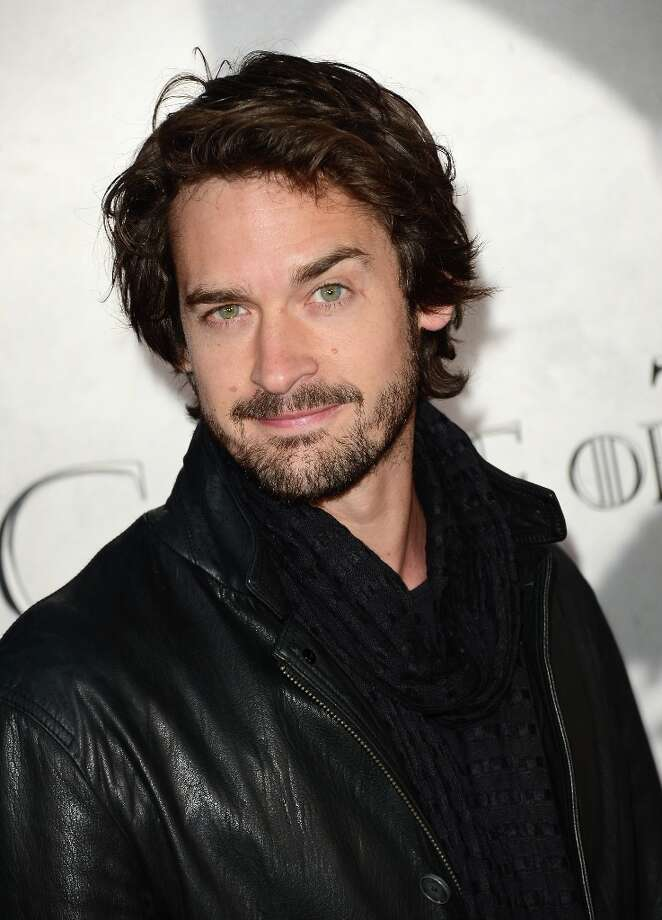 Actress Will Kemp arrives at the premiere of HBO's Game Of Thrones Season 3 at TCL Chinese Theatre on March 18, 2013 in Hollywood, California. Photo: Jason Merritt, Getty Images / 2013 Getty Images