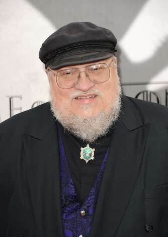 Co-Executive Producer and writer George R.R. Martin arrives at the premiere of HBO's Game Of Thrones Season 3 at TCL Chinese Theatre on March 18, 2013 in Hollywood, California. Photo: Jason Merritt, Getty Images / 2013 Getty Images
