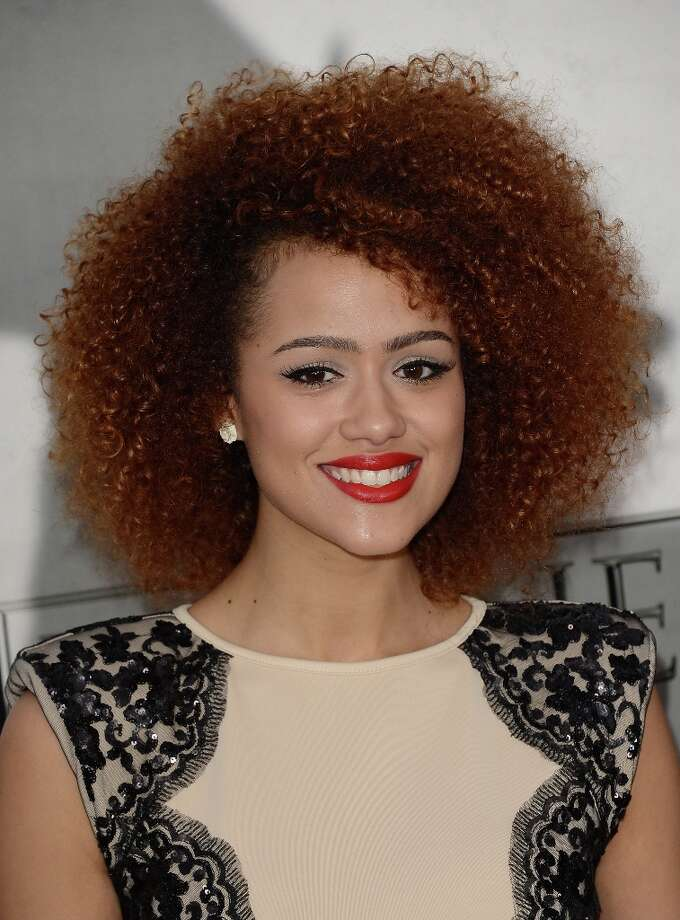 Actress Nathalie Emmanuel arrives at the premiere of HBO's 'Game Of Thrones' Season 3 at TCL Chinese Theatre on March 18, 2013 in Hollywood, California. Photo: Jason Merritt, Getty Images / 2013 Getty Images
