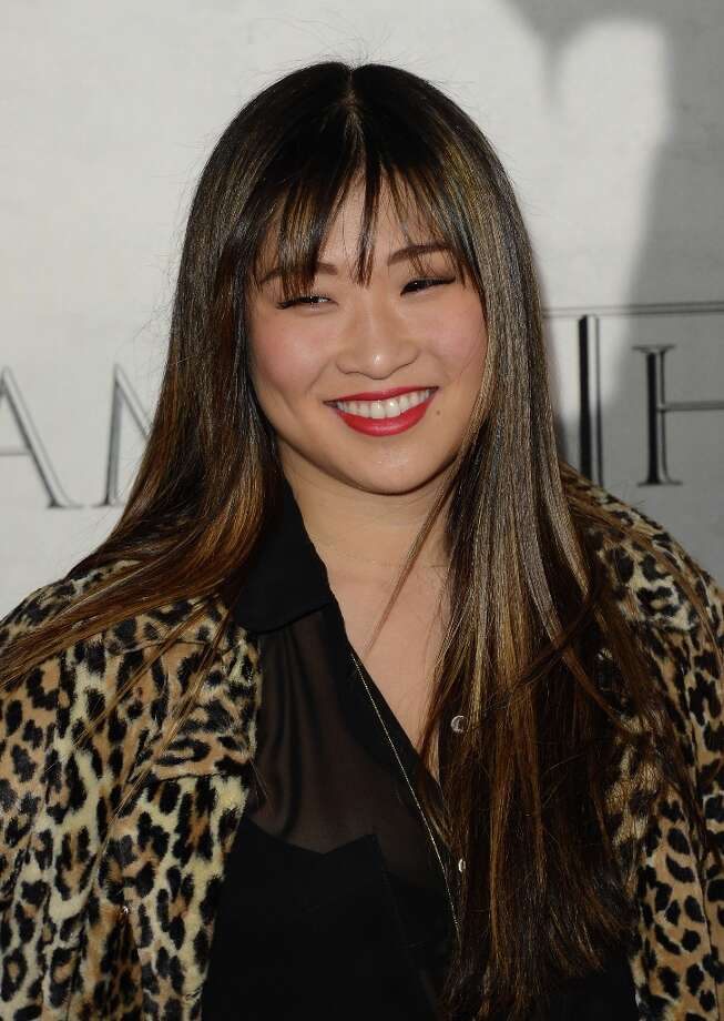 Actress Jenna Ushkowitz arrives at the premiere of HBO's 'Game Of Thrones' Season 3 at TCL Chinese Theatre on March 18, 2013 in Hollywood, California. Photo: Jason Merritt, Getty Images / 2013 Getty Images